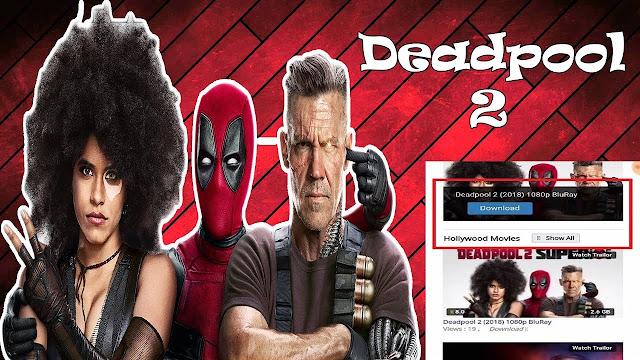 deadpool 2 download free dual audio