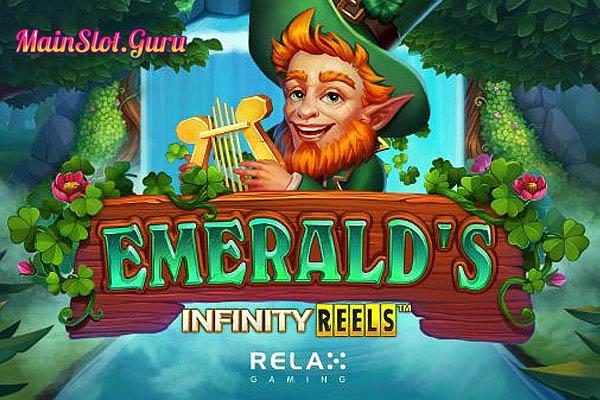 Main Gratis Slot Emerald's Infinity Reels Relax Gaming