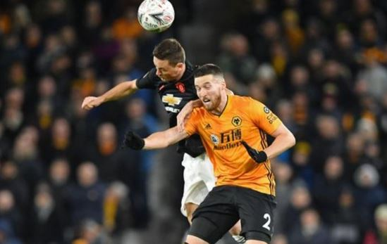 FA Cup: Wolves and Manchester United played goalless draw at Molineux