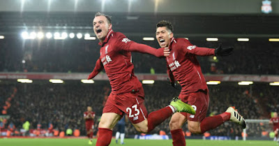Highlight Liverpool 3-1 Manchester United, 16 Desember 2018