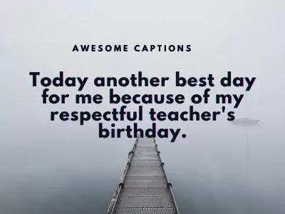 funny birthday wishes for teacher