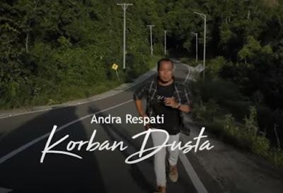 Lirik Lagu Pof Andra Respati - Korban Dusta