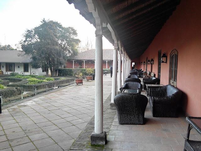 Viña Santa Rita, Alto Jahuel, Buin