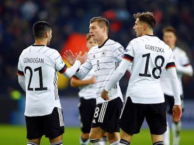 مشاهدة مباراة المانيا وايرلندا الشمالية