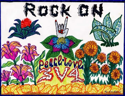 Rock on, ArtRock: Tribute To Rock - Ekspresikan Dirimu