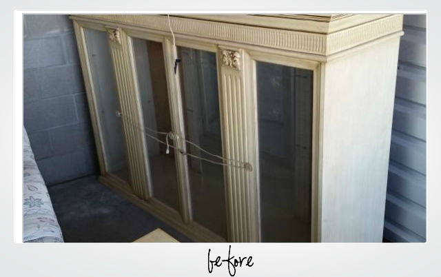 painting furniture, painting furniture with chalk paint, refinishing furniture, furniture makeovers, before and afters, furniture inspiration, how to paint a hutch, hutch makeovers, painted hutches, painted china cabinets
