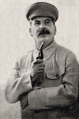 1937 portrait used for state publicity purposes.  General Secretary of the Communist Party of the Soviet Union (image)