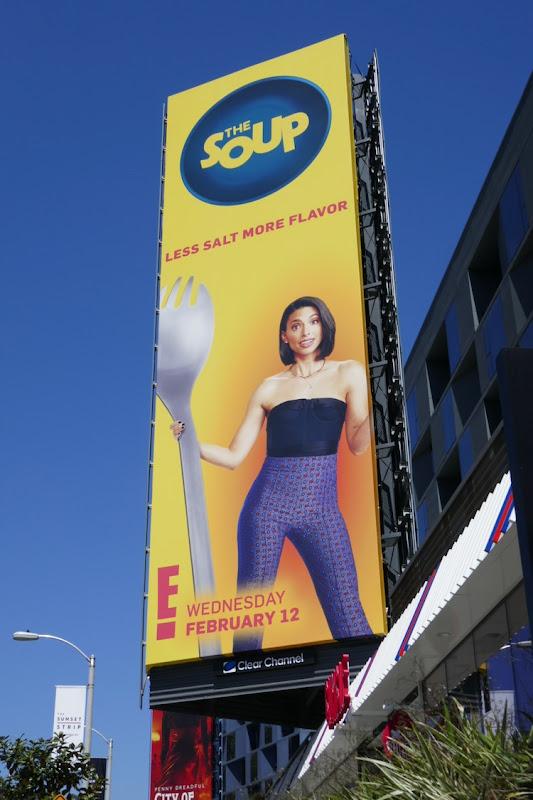 Soup season 13 billboard
