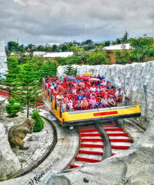 Harga Tiket Masuk Wahana & Terusan Jatimpark 3 Batu Malang