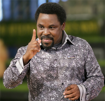 A Letter from Kabwata: Prophet TB Joshua Does It Again!