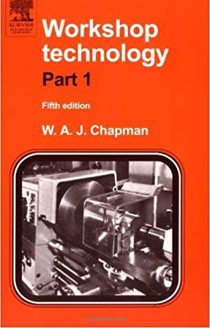 {Download} Workshop Technology Part-1 By WAJ Chapman Pdf