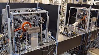 Chế tạo đồng hồ chính xác nhất thế giới