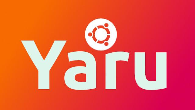 Yaru theme Ubuntu 19.10