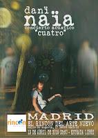 Concierto de Naïa en el Rincón del Arte Nuevo