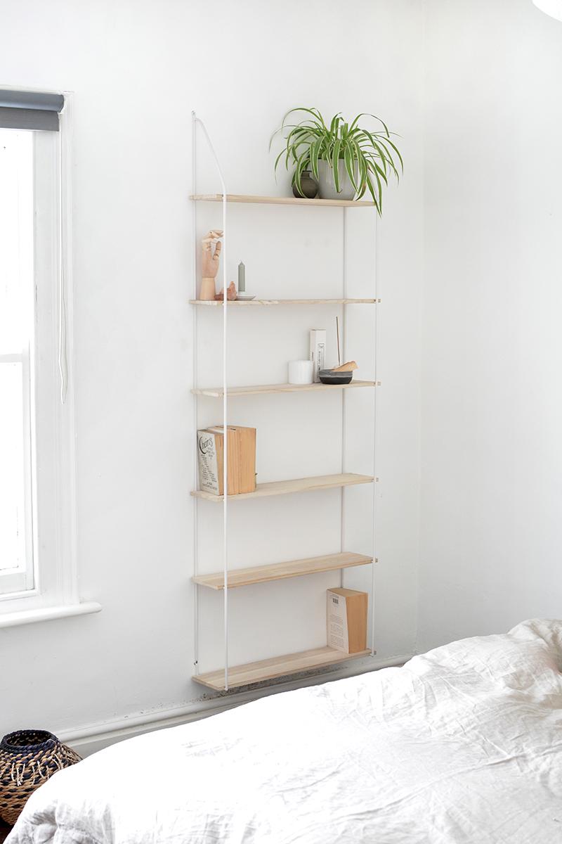 minimal shelf