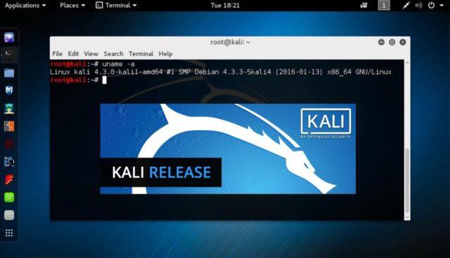 Kali Linux 2017.2 liberado con nuevas herramientas de hacking