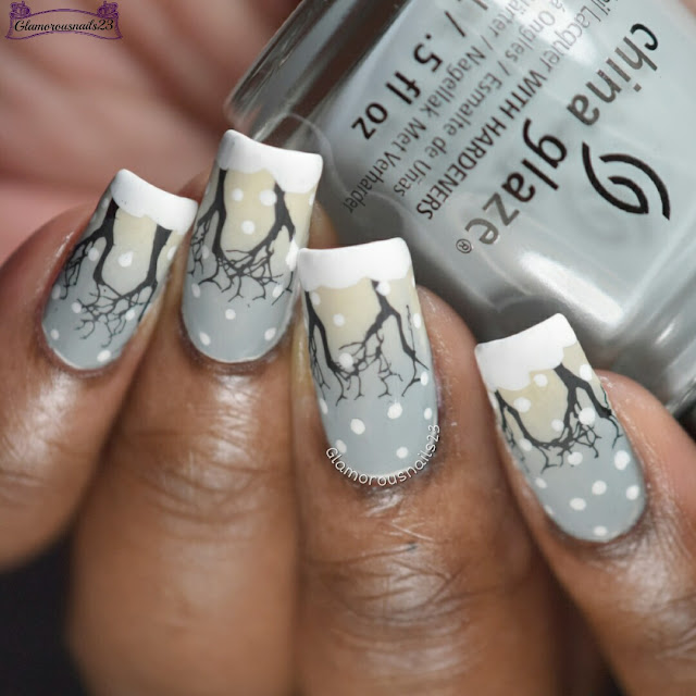 The Nail Challenge Collaborative - Winter #2