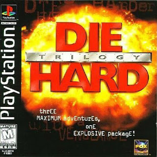 Die Hard Trilogy cover
