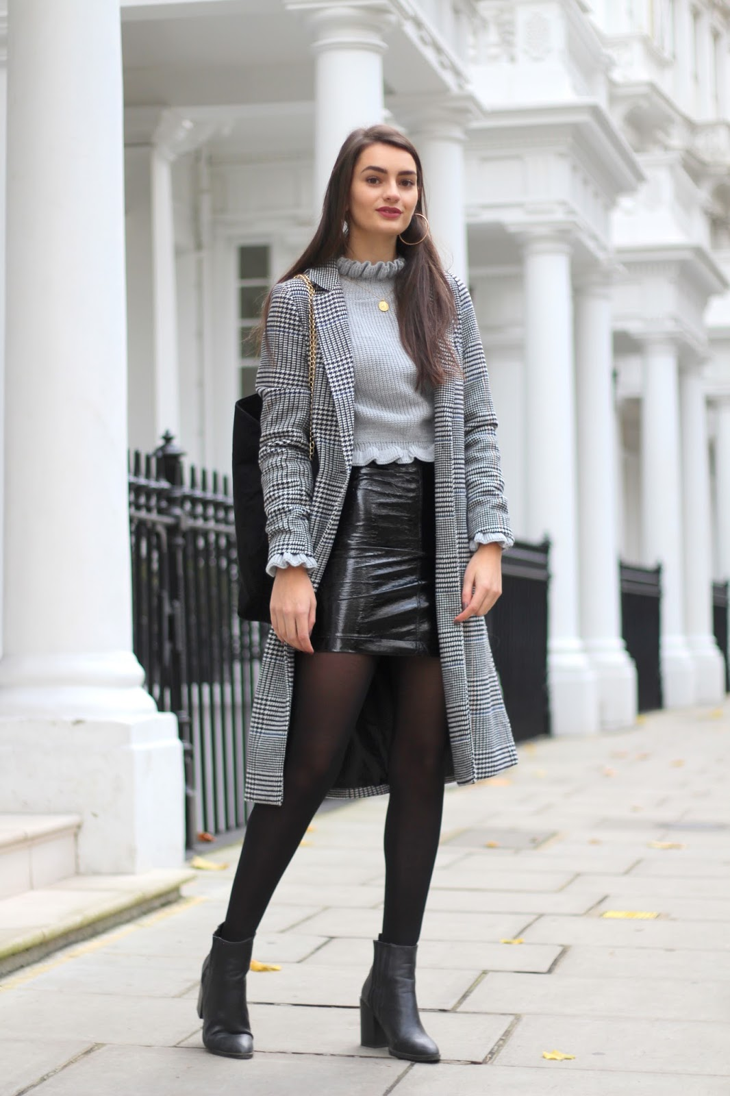 peexo winter style fashion blogger