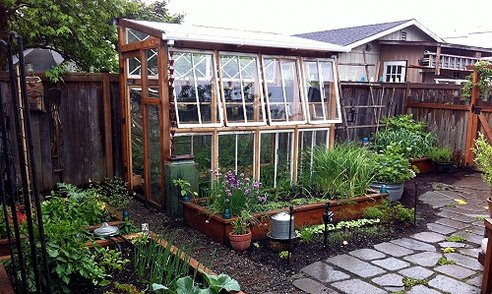 Window Greenhouse By Angela Davis At Gardening In My Rubber Boots