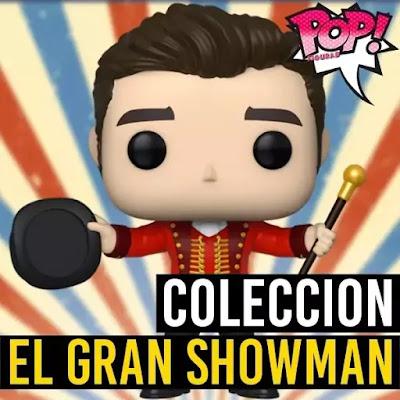 Lista de figuras funko pop de Funko El gran showman