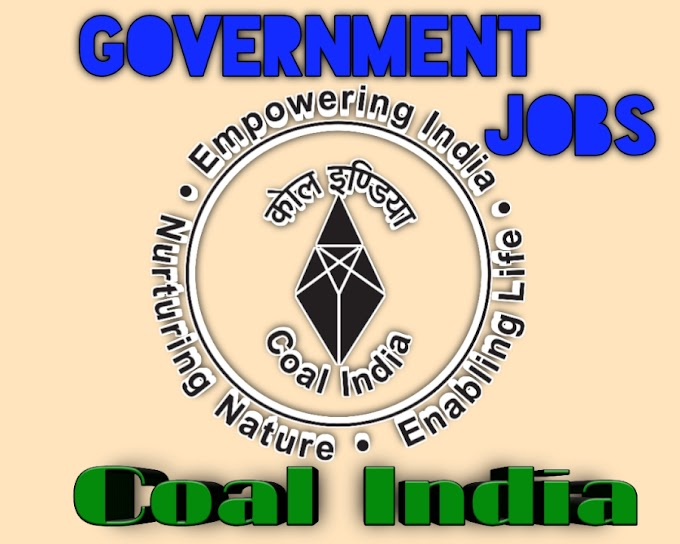 CIL (Coal India Limited)  Recruitment for Management Trainees Posts 2019