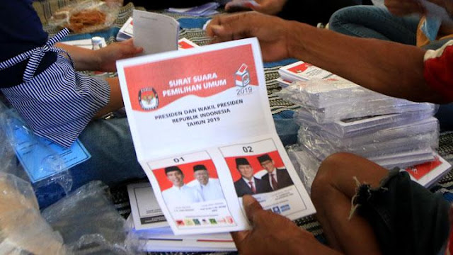 Pencoblosan di Luar Negeri Kacau, KPU Tunggu Laporan Panwaslu