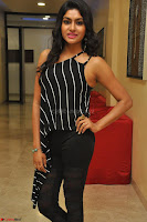 Akshida in Black Tank Top at Kalamandir Foundation 7th anniversary Celebrations ~  Actress Galleries 006.JPG