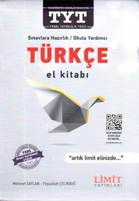 Limit TYT Türkçe El Kitabı PDF İndir
