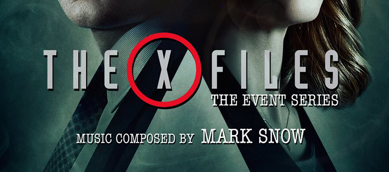 The X-Files Soundtrack - Season 10 is Coming Next Week
