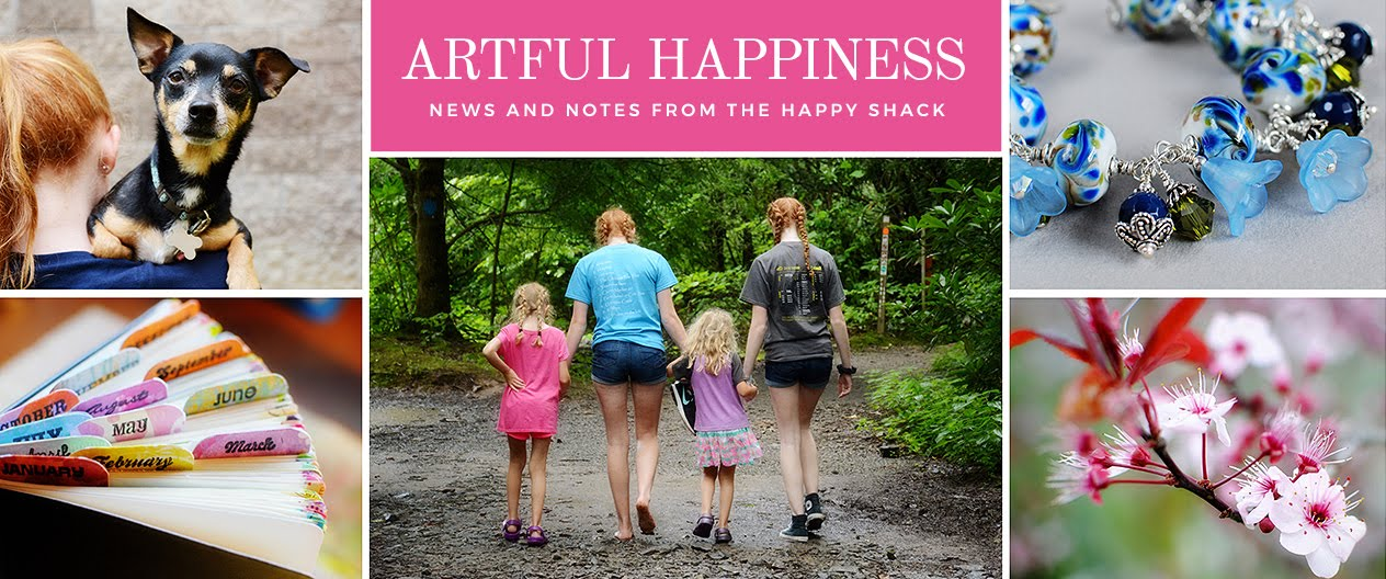 News and Notes from the Happy Shack