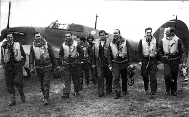 24 December 1940 worldwartwo.filminspector.com Polish pilots John Kent RAF No. 303 Squadron