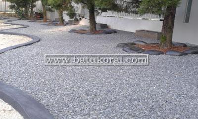 batu bengkulu untuk taman