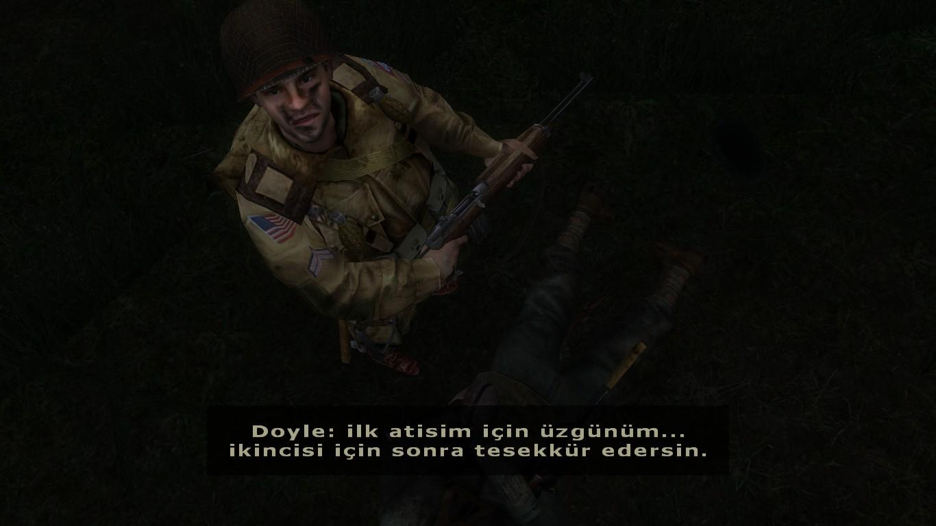 Brothers in Arms: Earned in Blood Türkçe Yama