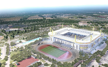 Signal Iduna Park   Stadium   PES2020   PC   By Jostike Games
