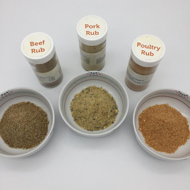 Livliga homemade healthy rubs