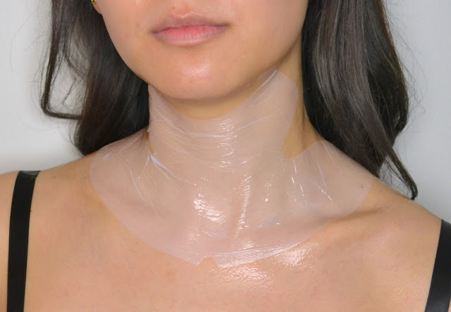 Soo'AE Intensive Neck and Decolletage Mask