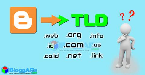 Yang Harus dilakukan setelah Blogspot menjadi Domain TLD