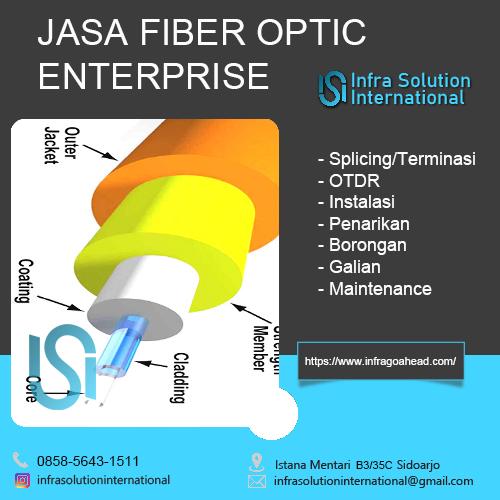 Jasa Splicing Fiber Optic Lumajang Enterprise