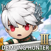 Playstore icon of Demong Hunter 3