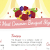 8 Most Common Bouquet Styles #infographic