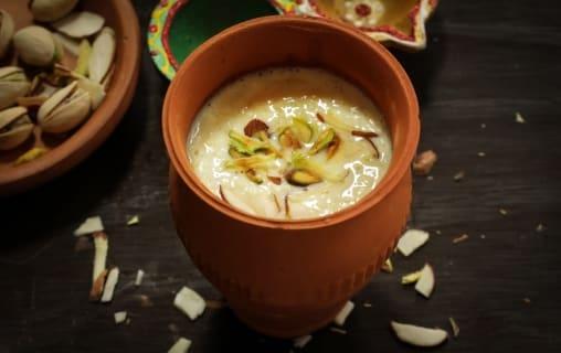Kesar Pista Phirni delicious dessert recipe at home