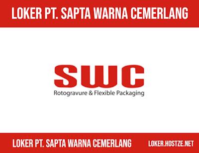 Lowongan Kerja PT. Sapta Warna Cemerlang Terbaru - loker.hostze.net