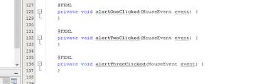 Cara Membuat Alert Pada JavaFX 3