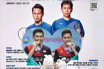 Jadwal pertandingan Indonesia Masters 2020, Duel senior dan Junior