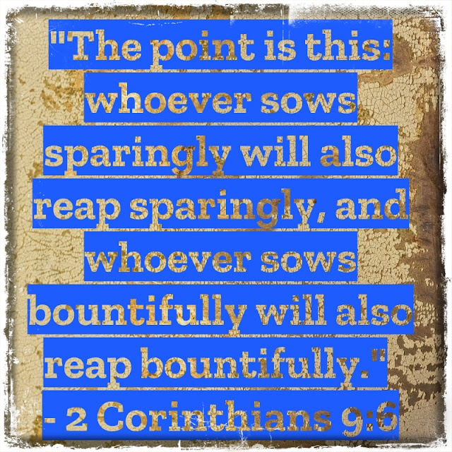 2 Corinthians 9:6