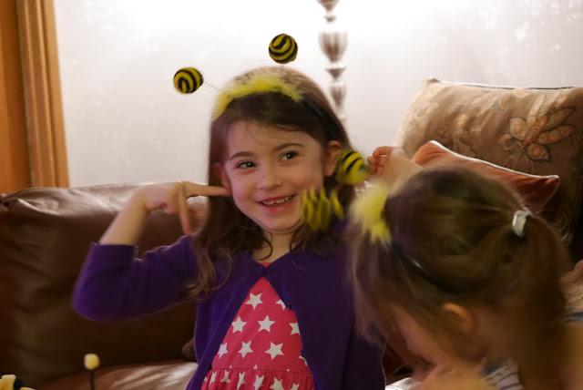 bee smiles