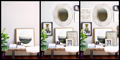 Home decor - step by step