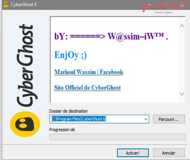 Cyberghost VPN Premium Phần Mềm Ẩn & Fake IP
