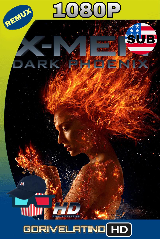 X-MEN: Dark Phoenix (2019) REMUX 1080p (SUBTITULADO) MKV